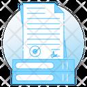 Affidavit Icon