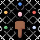 Seo User Sharing Icon