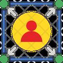 Affiliate Channels Distribution Channels Icon