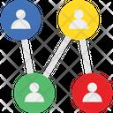 Affiliate Affiliate Marketing Network Icon