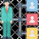 Affiliate Marketing Internet Marketing Icon