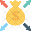 Affiliate Earning Dollar Icon
