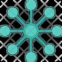 Affiliate Marketing Digital Marketing Network Icon