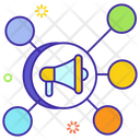 Affiliate Marketing Promotion Promotional Network Icon