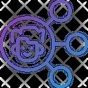 Affiliate Marketing User Network Affiliate Icon
