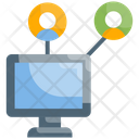 Affiliate Marketing Communication Customer Icon