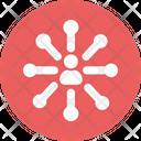 Affiliate Marketing Internet Advertising Marketing Network Icon