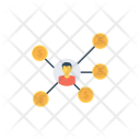 Affiliate Marketing Referral Icon
