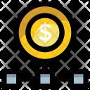 Affiliation marketing Icon