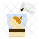 Affogato Dessert Coffee Icon