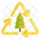 Afforestation Icon