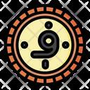 Afghani Icon