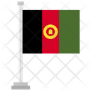 Afghanistan Country National Icon