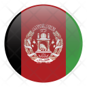 Afghanistan National Country Icon