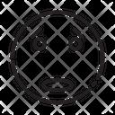 Emoji Emoticon Disgusted Icon