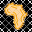 Continent Safari Travel Icon