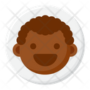 African Baby Icon
