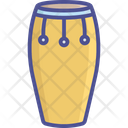 African Drum Icon