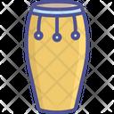 African Drum Conga Drum Icon