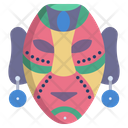 African Mask Tribal Mask African Culture Icon