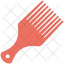 Detangling Comb Hair Icon