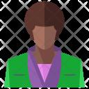 Afro Man Avatar Icon