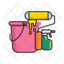 After Builders Cleaning Icon