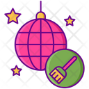 After Party Cleanup Party Cleanup Party Icon