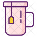 Afternoon Tea Office Relaxation Tea Time Icon
