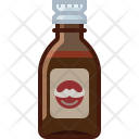 Aftershave Bottle Oil Icon