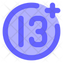 Age-restriction Icon
