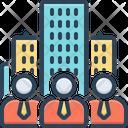 Agency Company Organization Icon
