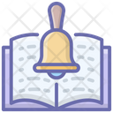 Agenda Study Agenda Book Notification Icon