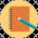 Agenda Business Notebook Icon
