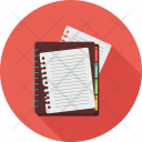 Agenda Business Notebook Icon