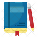 Agenda Book Notebook Icon