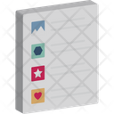 Agenda List Checklist List Icon