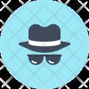 Agent Guard Hacker Icon