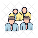 Agent Group Person Icon