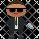 Agent J Icon