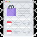 Aggregator Site Aggregation Icon