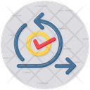 Agile Agile Development Methodology Icon