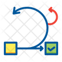 Agile Management Project Icon