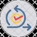 Agile Agile Development Methodology Icon