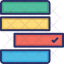 Agile Backlog Scrum Icon