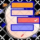 Agile Backlog Scrum Icon