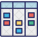 Agile Board Iteration Icon