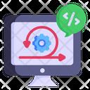 Agile Development Icon