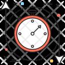 Agile Development Stopwatch Icon