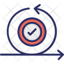 Agile Iteration Icon
